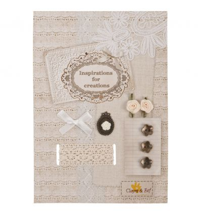 Carte scrapbooking multiple