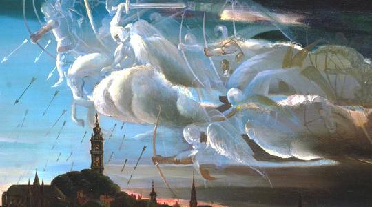 Les anges de la bataille de Mons , mythe ou réalité ?